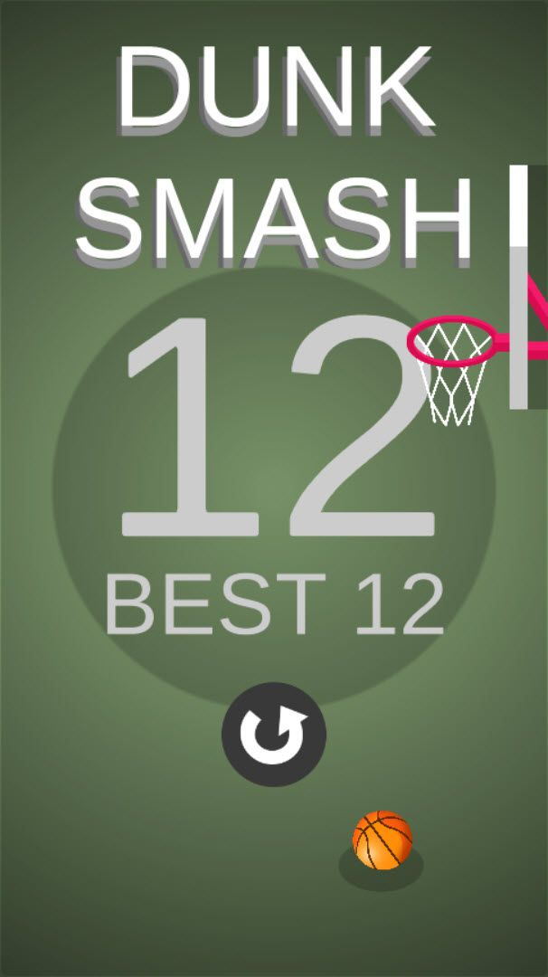 Dunk Smash - Complete Unity Game Screenshot 2