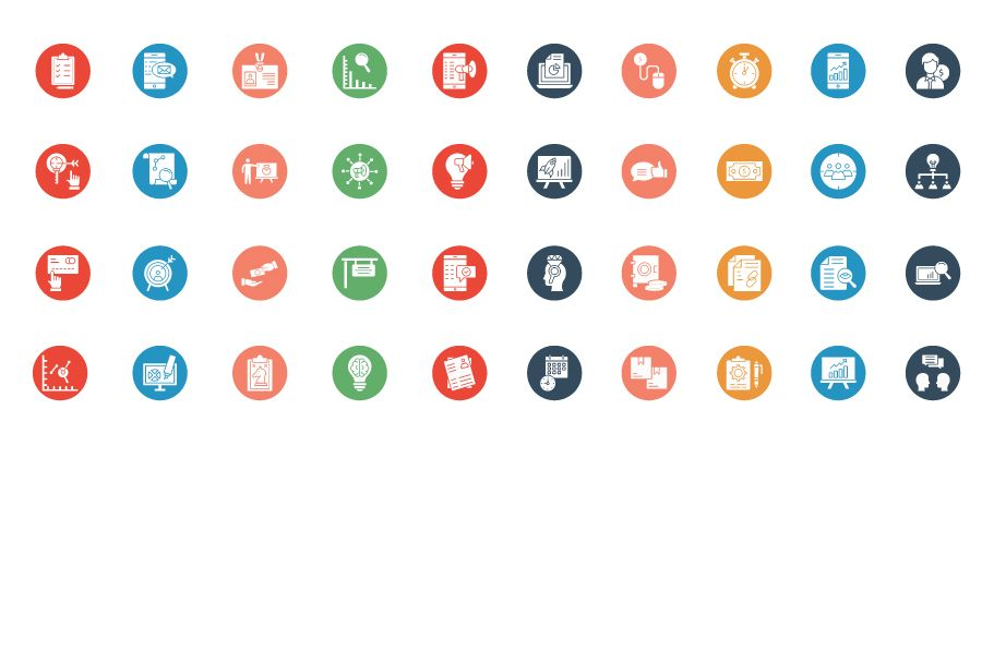 450 Financial Management Vector Icons Pack Screenshot 7