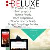 Deluxe - Wordpress Business Theme