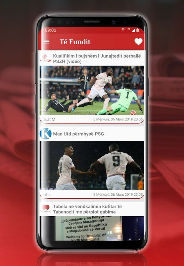 News App - Full Native Android App Screenshot 3
