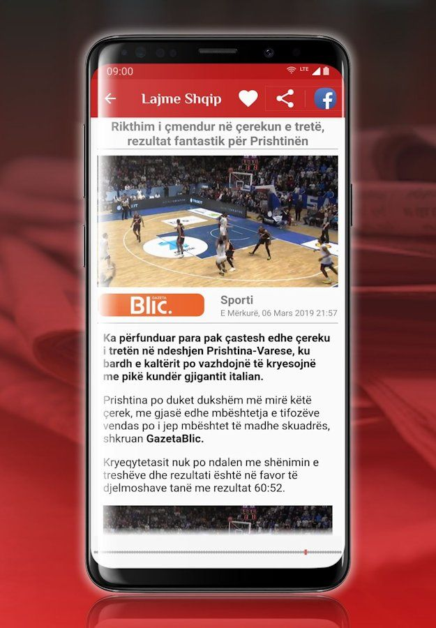 News App - Full Native Android App Screenshot 4