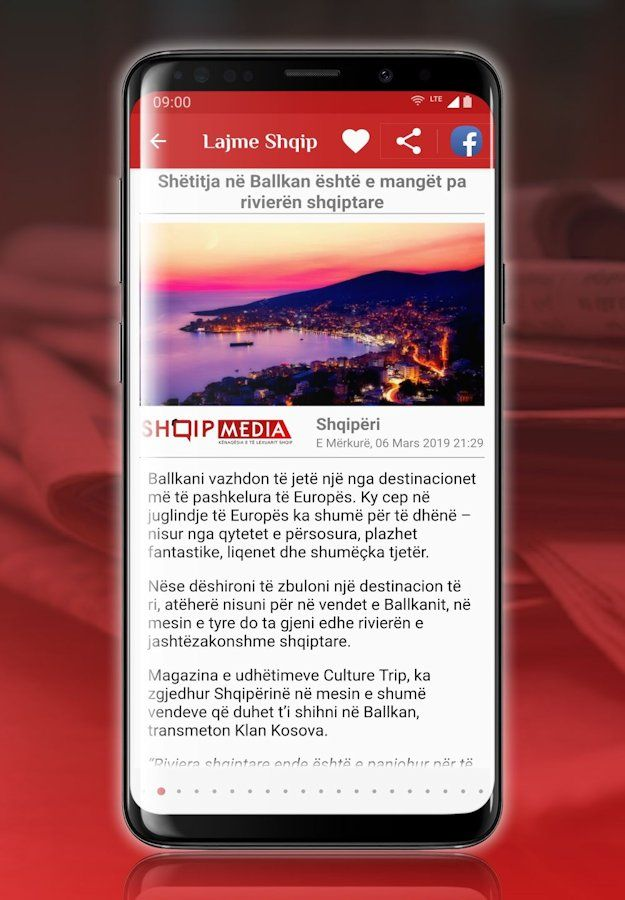 News App - Full Native Android App Screenshot 5