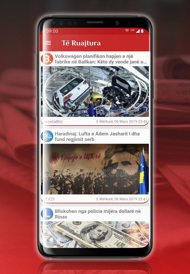 News App - Full Native Android App Screenshot 6