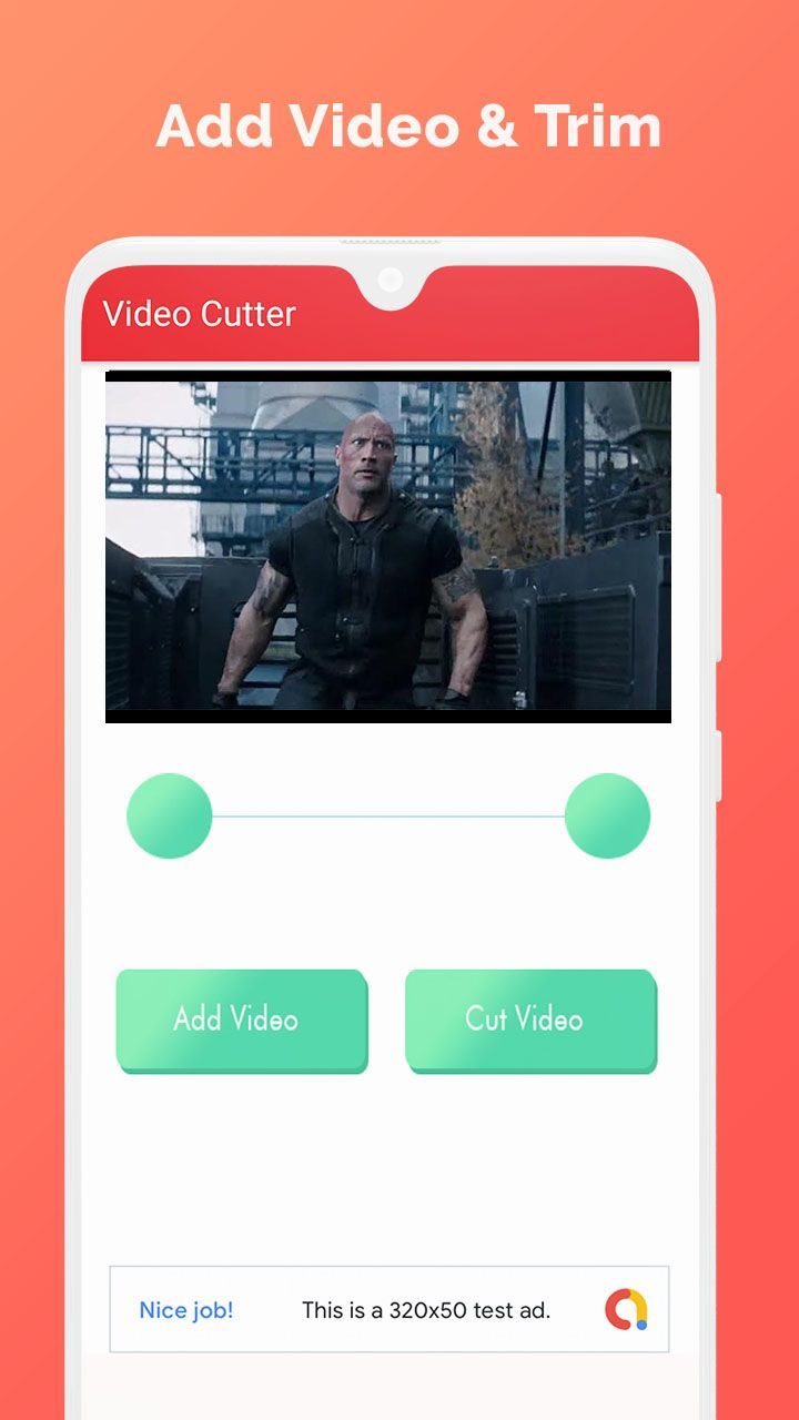 Master Video Editor - Android Source Code Screenshot 2