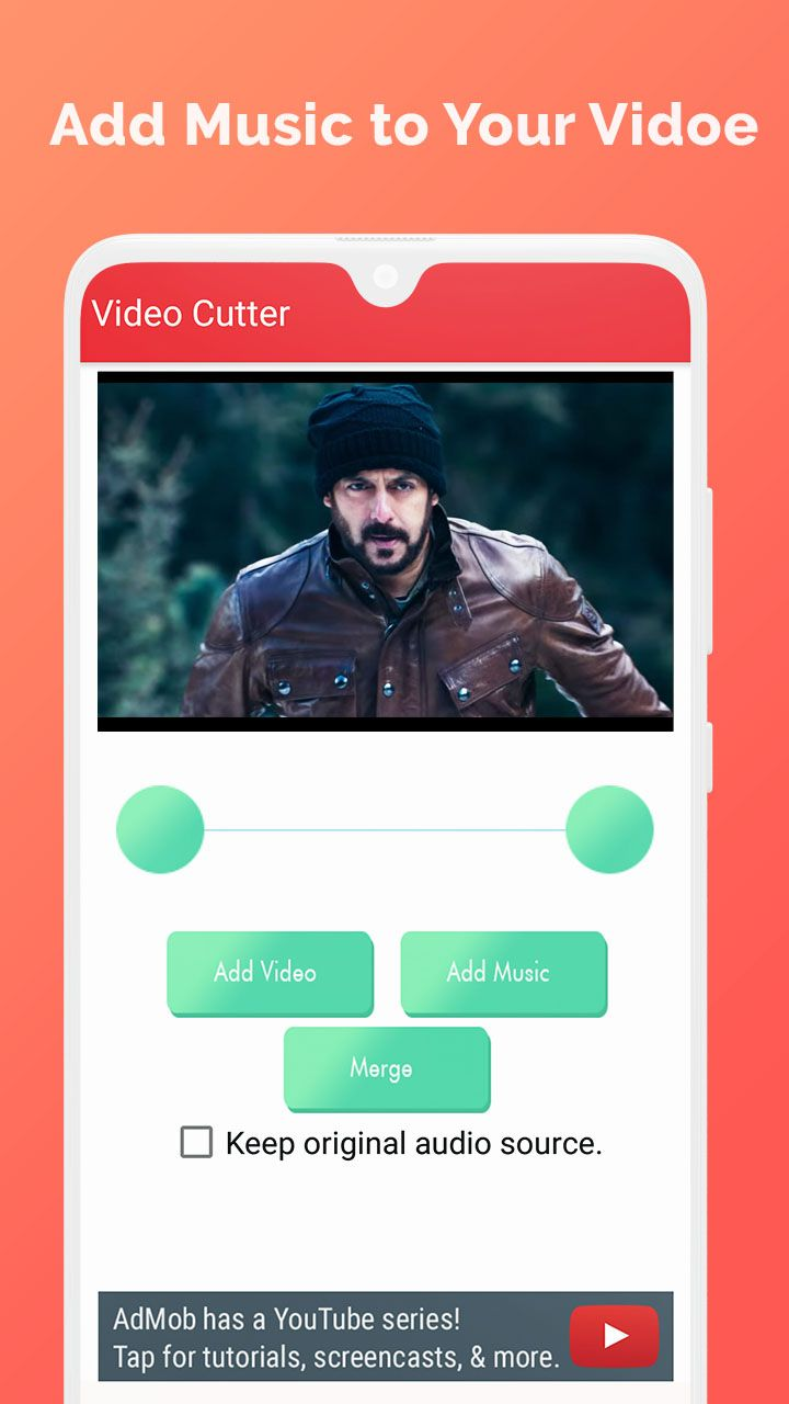 Master Video Editor - Android Source Code Screenshot 3