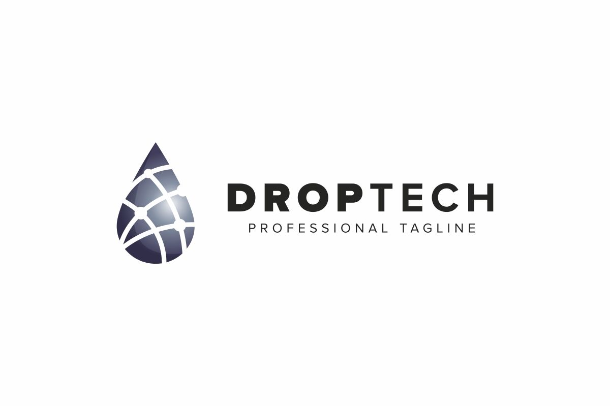 Drop Tech Logo Screenshot 3