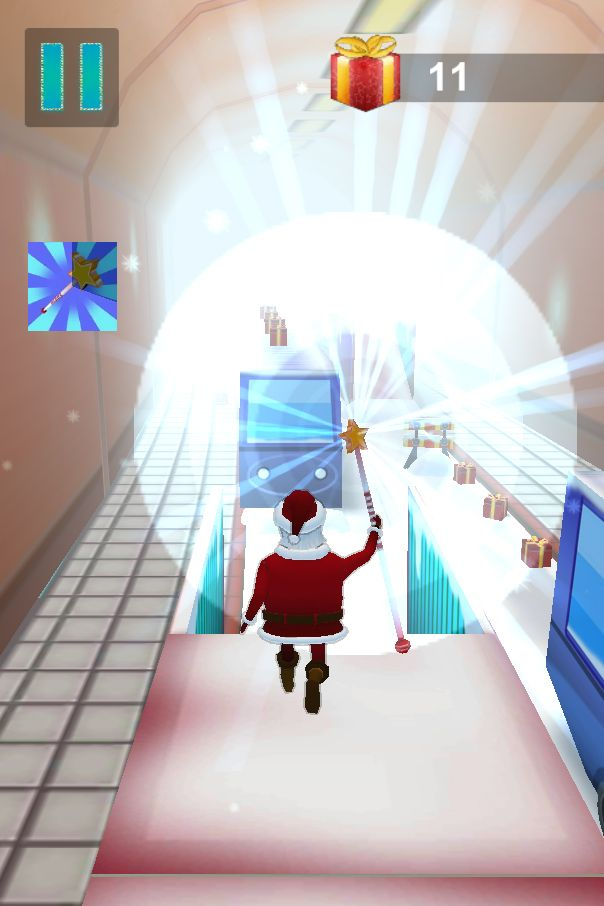 Santa Claus Runner 3D - Unity Source Code Screenshot 10