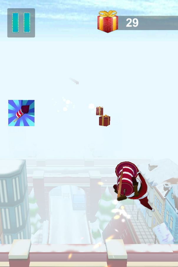 Santa Claus Runner 3D - Unity Source Code Screenshot 11