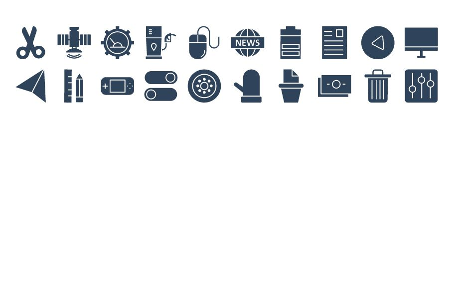 950 Schooling And Education Vector Icons Pack Screenshot 4