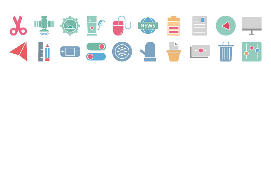 950 Schooling And Education Vector Icons Pack Screenshot 8