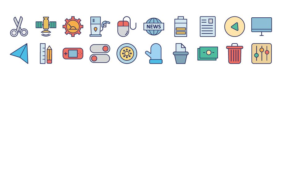 950 Schooling And Education Vector Icons Pack Screenshot 15