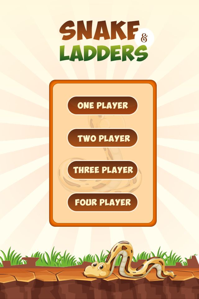 Snakes And Ladders Master - Android Source Code Screenshot 1