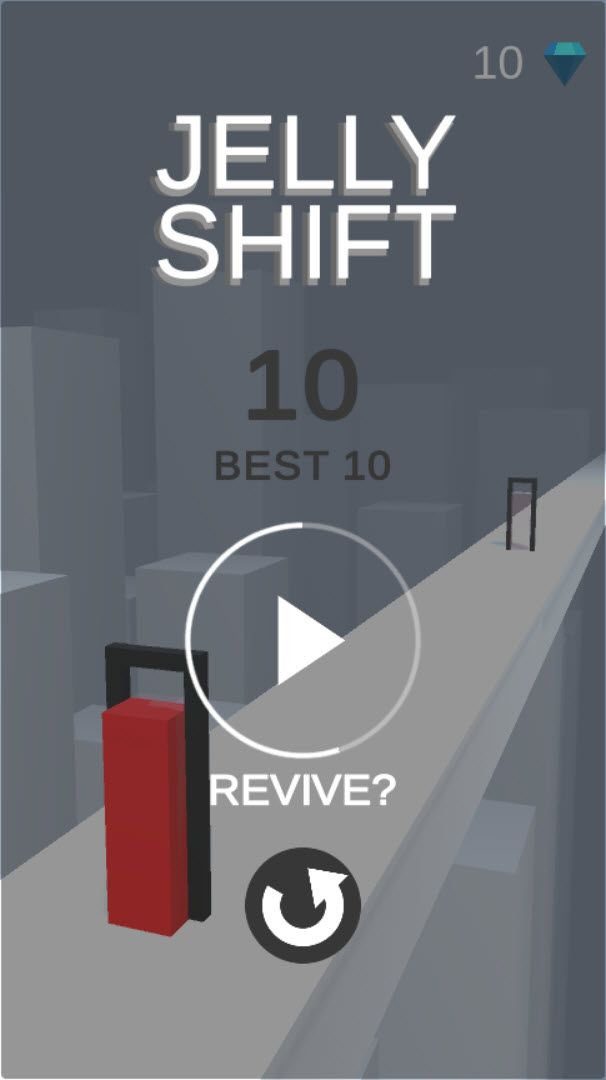 Jelly Shift - Complete Unity Game Screenshot 7
