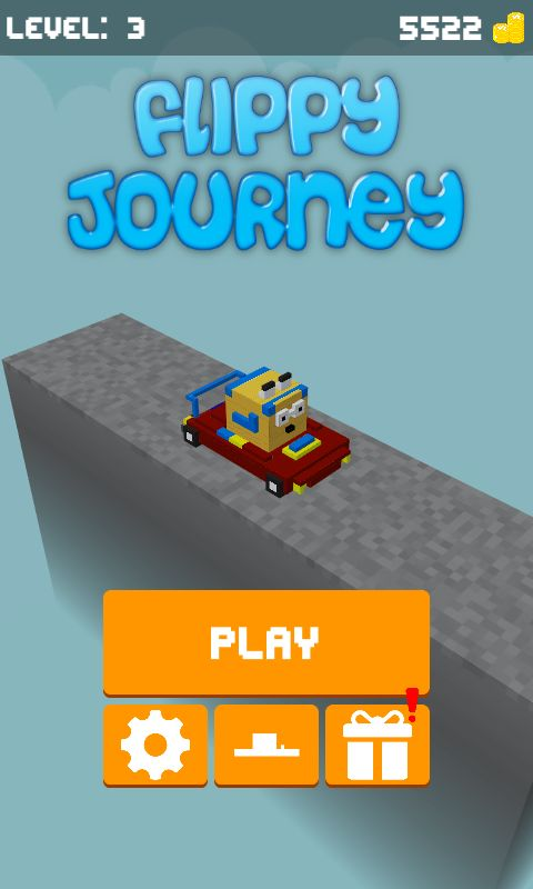 Flippy Journey - Unity Game Template Screenshot 1