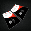 Oflox Business Corporate Card Template