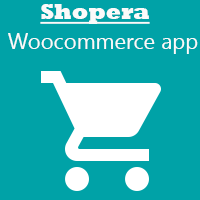 Shopera - Woocommerce Android App Source Code