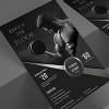 Modern Fitness Promotion Flyer