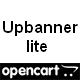 Upbanner lite - Opencart Module