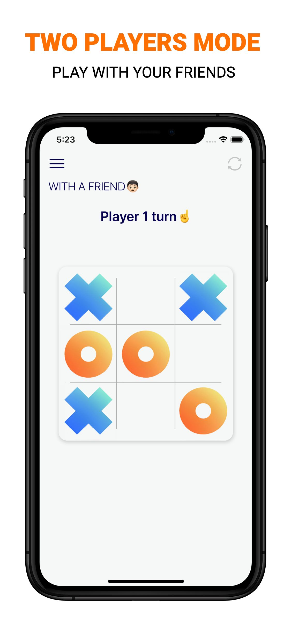 Tic Tac Toe - iOS Source Code