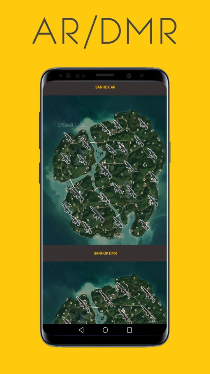 Super  Looter - Map Guide For PUBG Android Screenshot 2