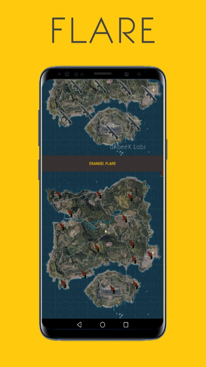 Super  Looter - Map Guide For PUBG Android Screenshot 3