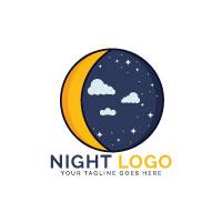 Night Logo Design