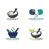 Pharmacy Medical Logo Design