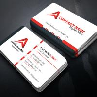 Creative Company Business Card