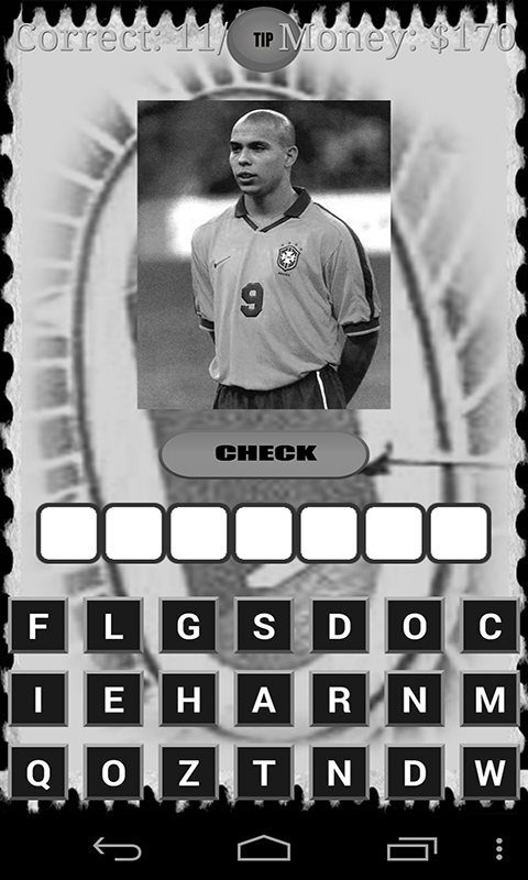 Football Legends Quiz Game Android App Source Code Screenshot 4