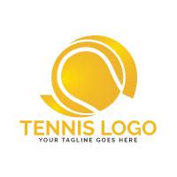 Tennis Sport Logo Design
