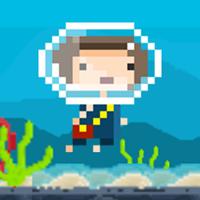 Swim Baby - Full Buildbox Game