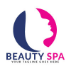 Beauty Spa Vector Logo Design