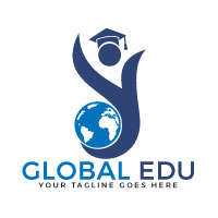 Global Education Logo Design