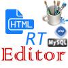 HTML WYSIWYG Rich Text Editor -  PHP Script
