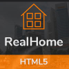 RealHome - Real Estate HTML5 Responsive Template