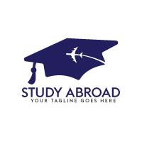 Study Abroad Logo Design