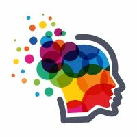 Brain Talk Logo Template