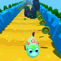 Super Swim Fish - Unity Game Source Code