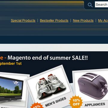 Great Deals - Magento Extension Screenshot 1