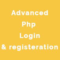 Login And Registration System - PHP Script