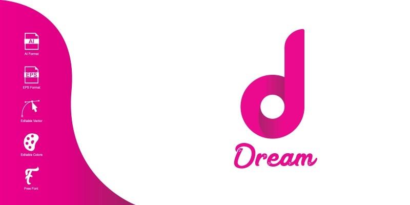 Dream Logo Template by InduLogo