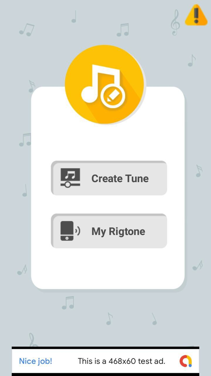 My Name  Ringtone maker - Android Source Code Screenshot 2