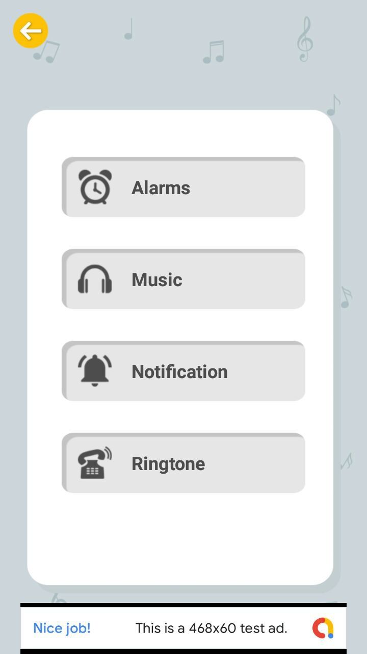 My Name  Ringtone maker - Android Source Code Screenshot 4