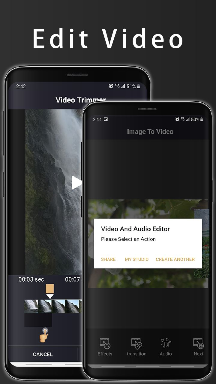 Video Audio Editor And Trimmer - Android Code Screenshot 4