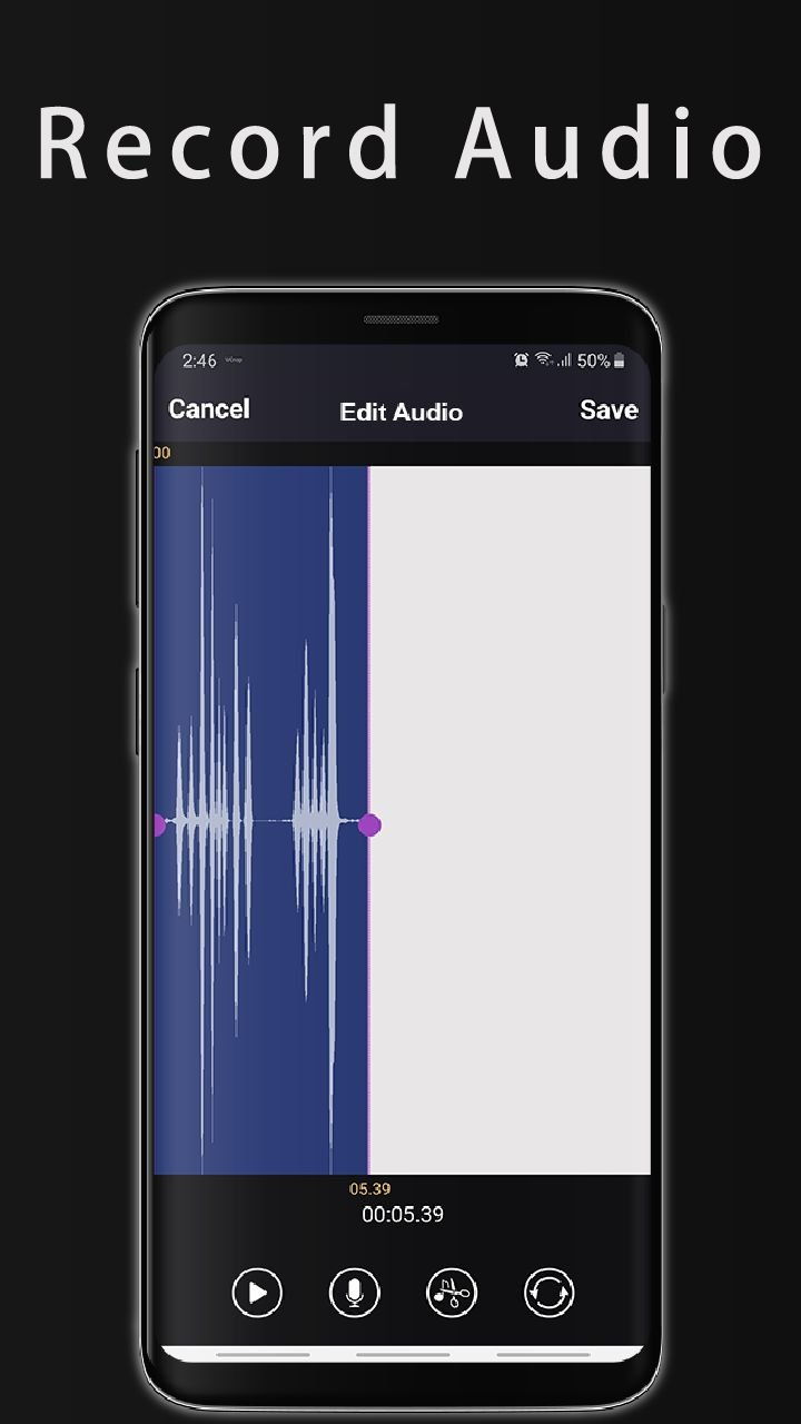 Video Audio Editor And Trimmer - Android Code Screenshot 6