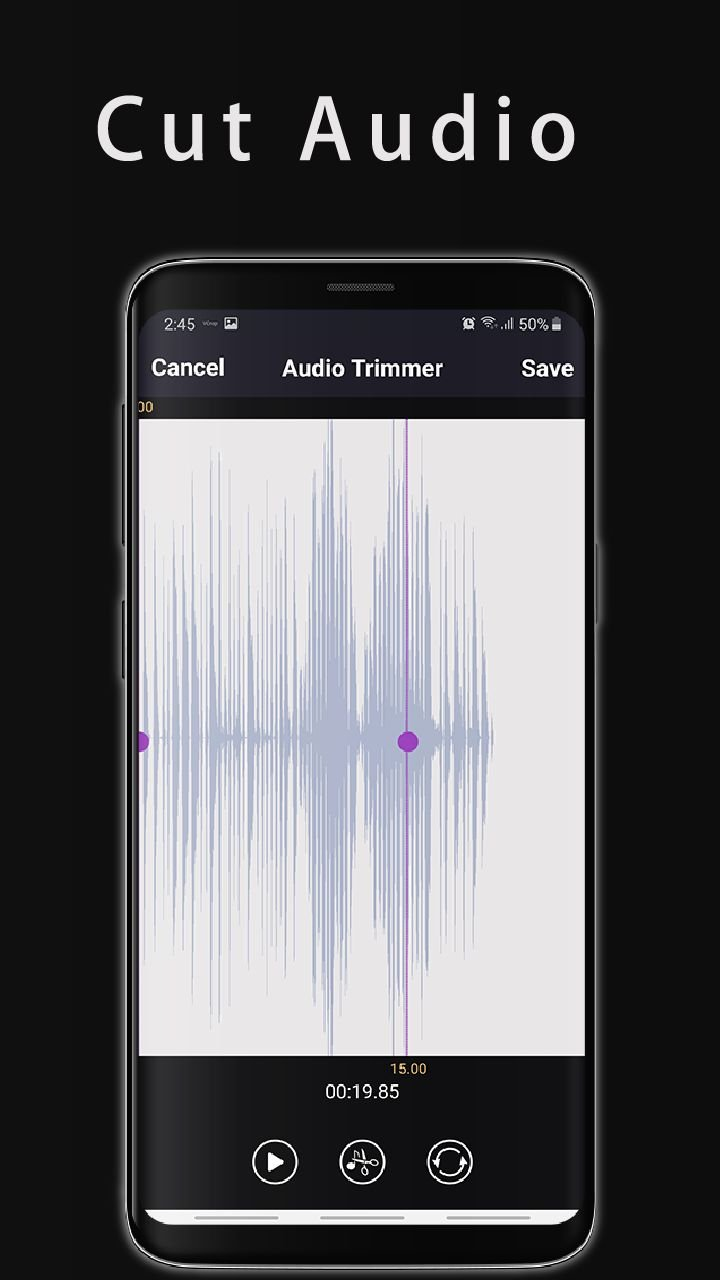 Video Audio Editor And Trimmer - Android Code Screenshot 7