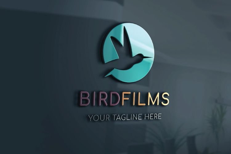 Flying Dove Logo  Screenshot 2