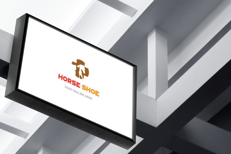 Horse Logo Design Screenshot 1