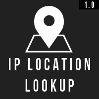 IP Location Lookup PHP Script