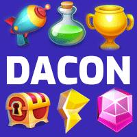 Dacon – Game Icon Generator